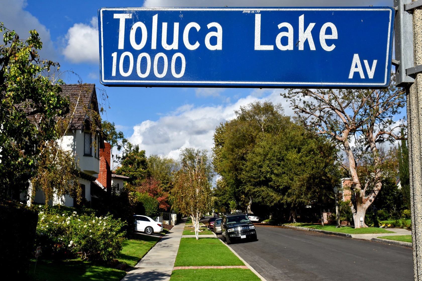 Toluca Lake~Toluca Woods