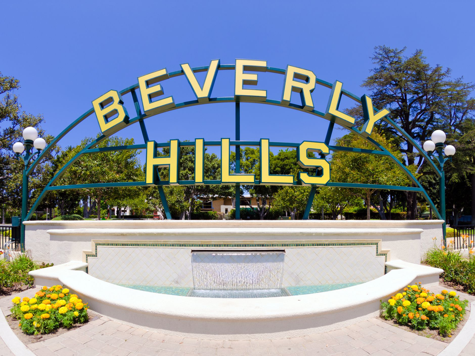 Purchase in Beverly Hills